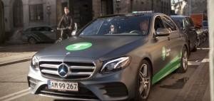 Mercedes Taxa. Dantaxi 4x48