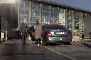 Mercedes Taxa. Dantaxi 4x48. CPH