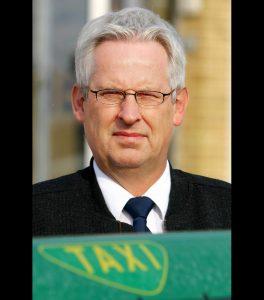 Direktør i Dantaxi 4x48 Aalborg, vognmand John Vanggaard