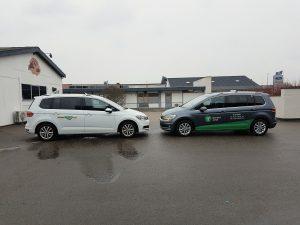 Dantaxi 4x48 og Kalundborg Taxa 2019