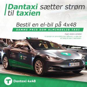 Tesla, Dantaxi, cab