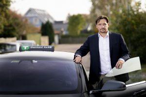Direktør i Dantaxi Carsten Aastrup