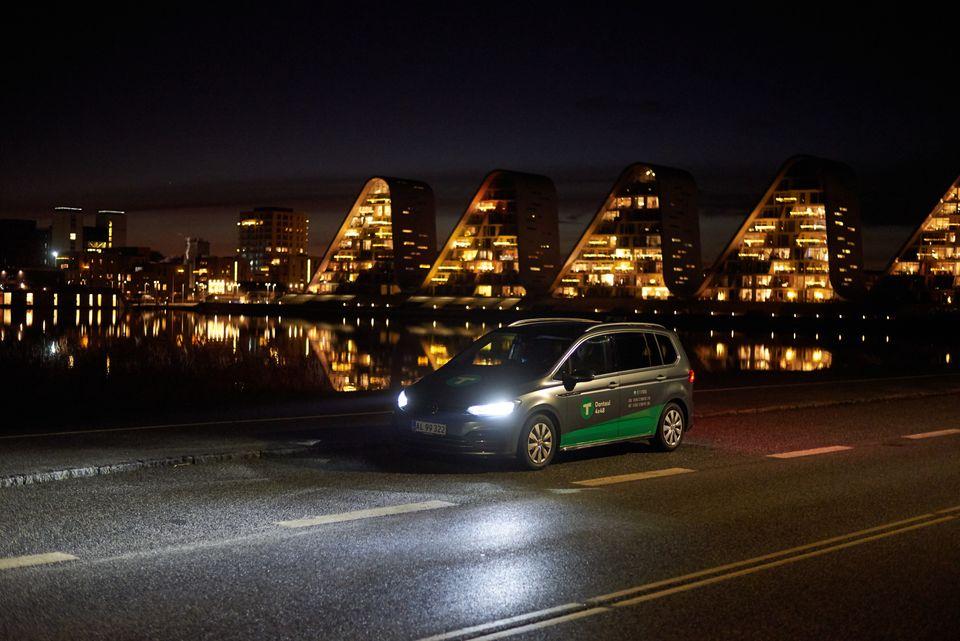 Taxa i Vejle - Dantaxi er dit lokale selskab i Vejle