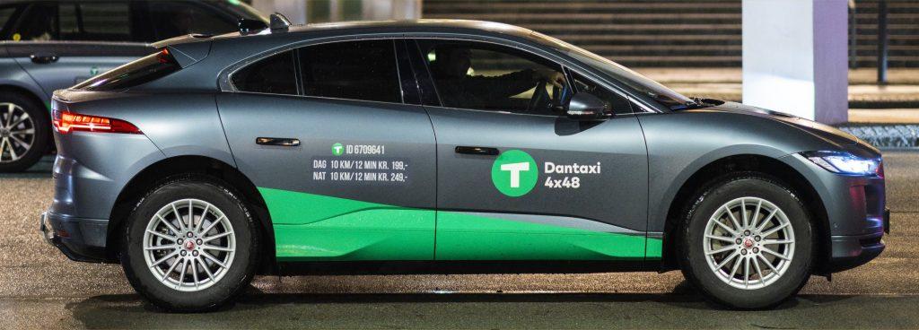 Dantaxi -TAXA Jaguar