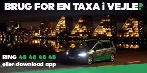 Taxa Dantaxi Vejle ring 48 48 48 48
