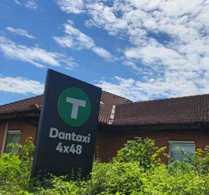 Dantaxis tidligere HQ i Virum.